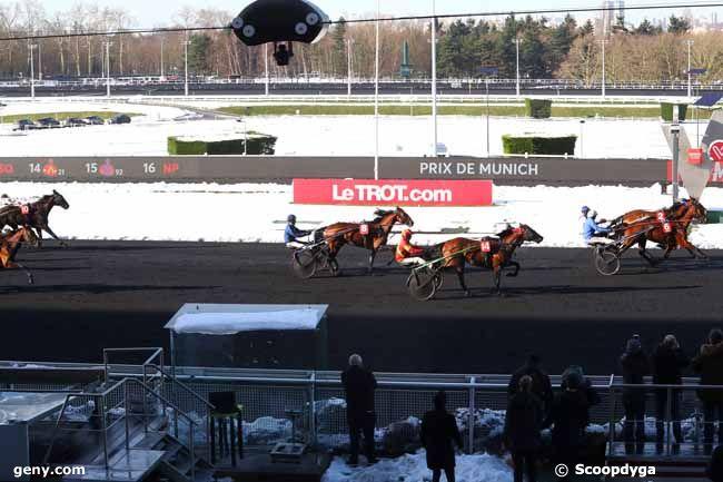 10/02/2018 - Vincennes - Prix de Munich : Arrivée