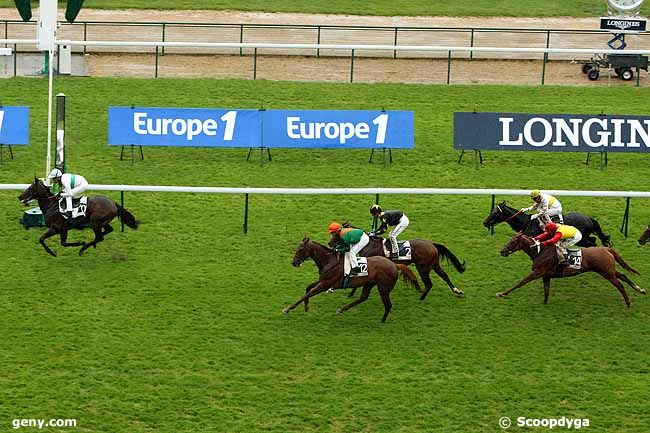 23/04/2012 - ParisLongchamp - Prix du Palais Garnier : Arrivée