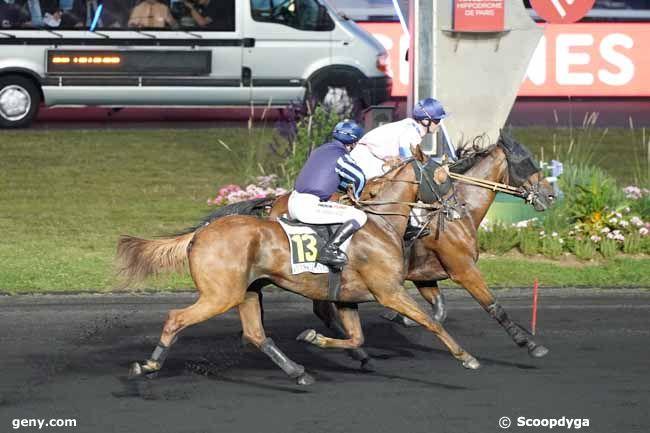 10/09/2019 - Vincennes - Prix Lilaca : Arrivée