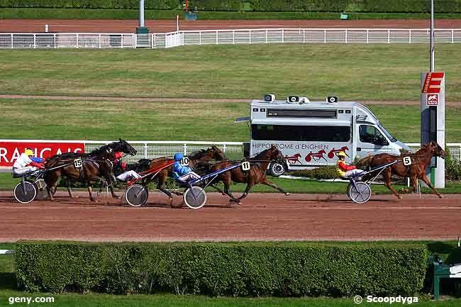 12/10/2009 - Enghien - Prix des Gobelins : Arrivée