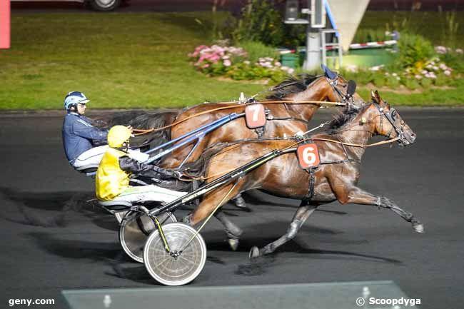 10/09/2019 - Vincennes - Prix Bertha : Arrivée