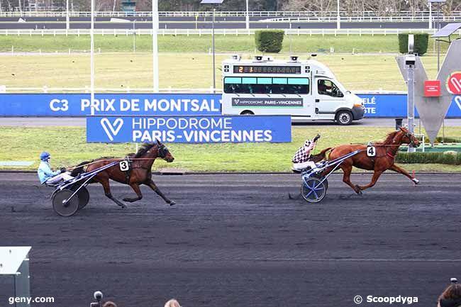 23/02/2021 - Vincennes - Prix de Montsalvy : Arrivée