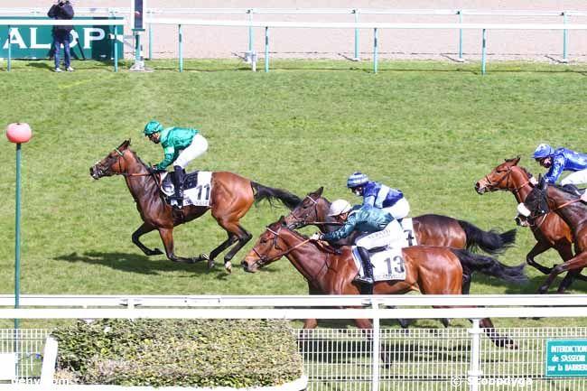08/04/2021 - Deauville - Prix de Gruchy : Result