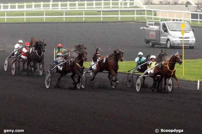 22/01/2015 - Vincennes - Prix de la Thiérache : Arrivée