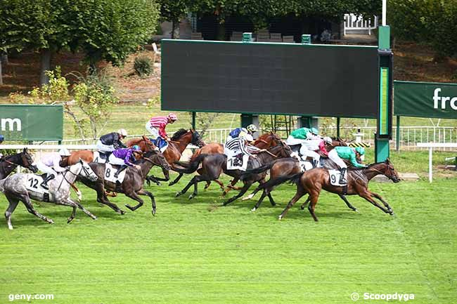 14/09/2021 - Saint-Cloud - Prix Peut-Etre : Arrivée