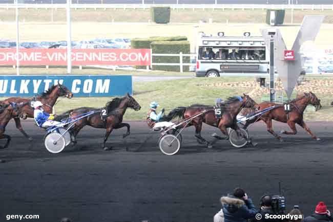 12/02/2012 - Vincennes - Prix de Juvigny : Arrivée