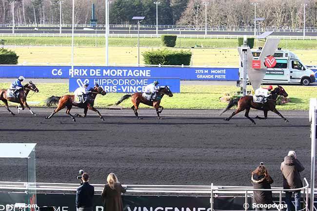 23/02/2021 - Vincennes - Prix de Mortagne : Arrivée
