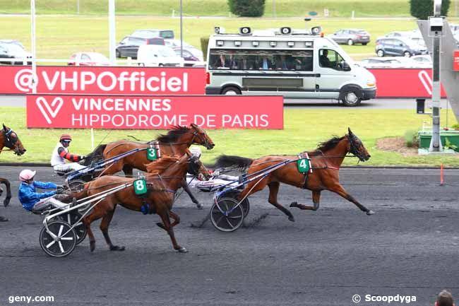 05/05/2019 - Vincennes - Prix Kerjacques : Arrivée