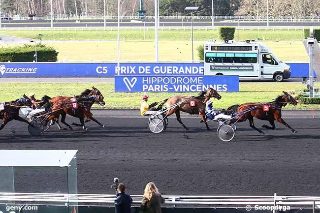 23/02/2021 - Vincennes - Prix de Guérande : Arrivée