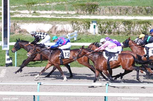 08/04/2021 - Deauville - Prix de l'Opération Neptune : Arrivée