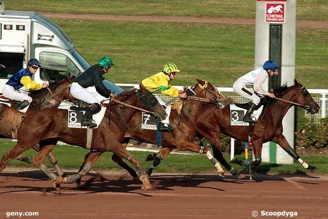 12/10/2009 - Enghien - Prix de la Porte Saint-Denis : Result