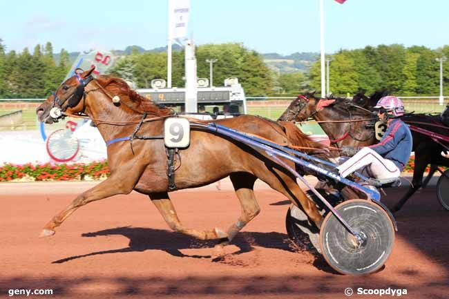 12/07/2019 - Cabourg - Prix d'Avranches : Result
