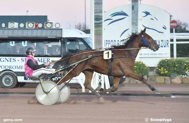14/02/2020 - Cagnes-sur-Mer - Prix de Porto : Arrivée