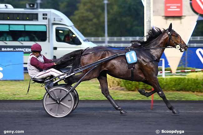 14/09/2021 - Vincennes - Prix Erato : Arrivée