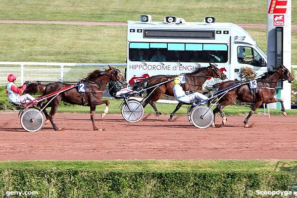 17/10/2011 - Enghien - Prix des Gobelins : Arrivée