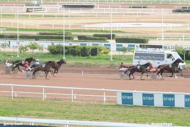 05/02/2013 - Cagnes-sur-Mer - Prix Grace Ducal : Arrivée