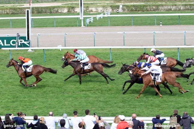 25/08/2018 - Deauville - Grand Handicap de la Manche : Arrivée