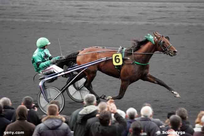 27/12/2009 - Vincennes - Critérium Continental : Arrivée