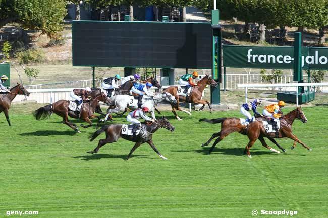 15/09/2020 - Saint-Cloud - Prix du Val d'Oise : Arrivée