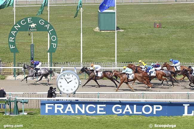 01/04/2019 - Chantilly - Prix Lypharita : Arrivée