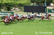 28/06/2020 - Saint-Cloud - Prix de la Fouilleuse : Arrivée