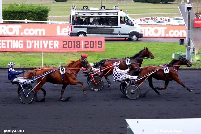 12/01/2019 - Vincennes - Prix de Joinville : Result