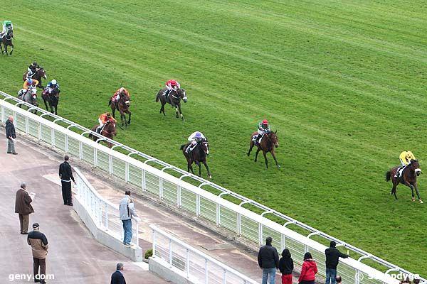 31/03/2012 - Auteuil - Prix Général de Rougemont : Arrivée