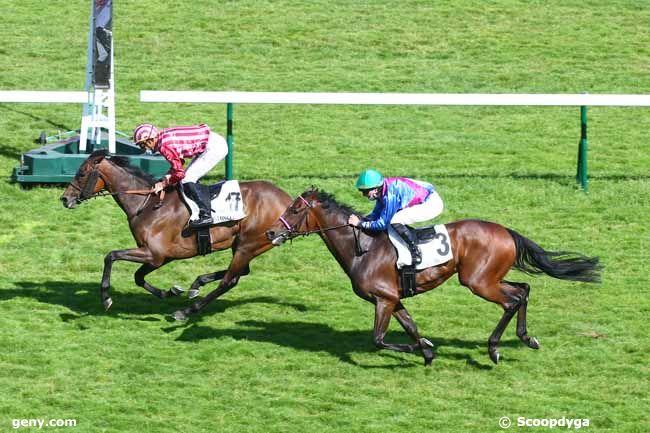 10/06/2021 - ParisLongchamp - Prix du Vieux Colombier : Arrivée