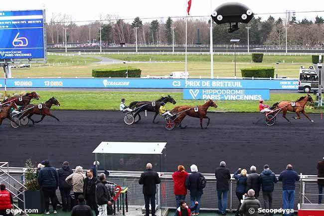 04/01/2020 - Vincennes - Prix de Breteuil : Arrivée