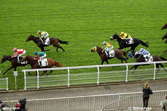 30/10/2012 - Maisons-Laffitte - Prix des Aunettes : Arrivée