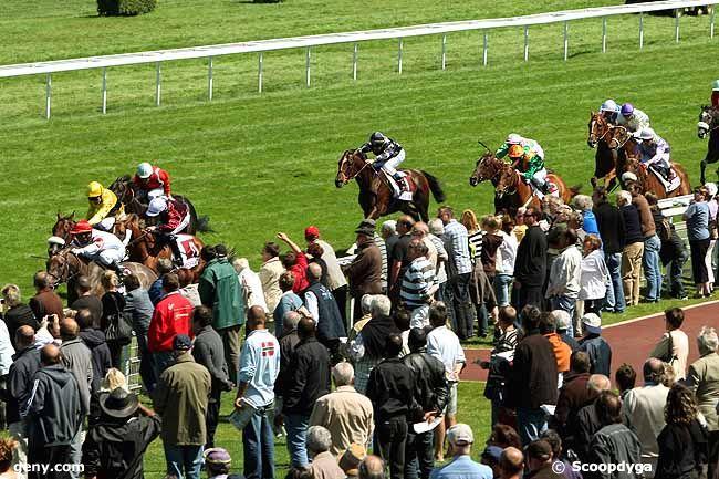 08/08/2011 - Clairefontaine-Deauville - Prix de la Côte Fleurie : Arrivée