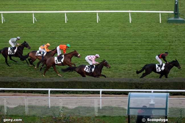 15/11/2012 - Saint-Cloud - Prix Jacques de Vienne : Arrivée