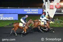 05/12/2019 - Vincennes - : Arrivée