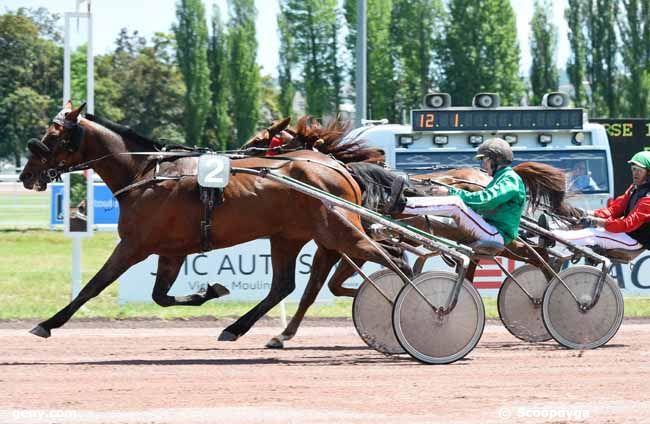 17/06/2019 - Vichy - Prix de Gannat : Arrivée