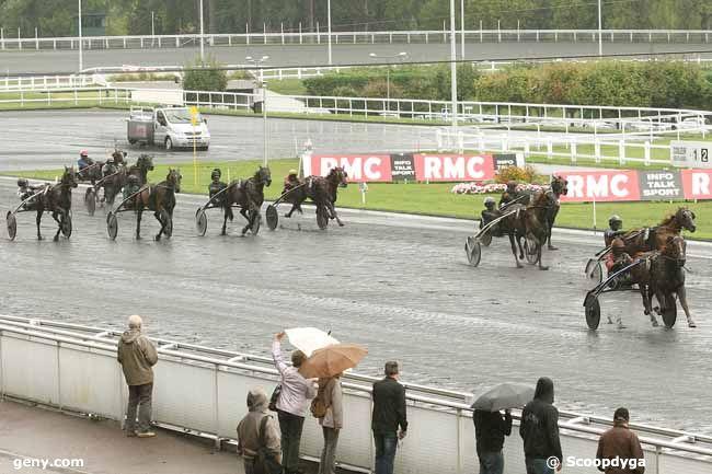 12/09/2015 - Vincennes - Prix RMC : Arrivée