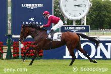 05/07/2020 - Chantilly - Prix du Jockey Club : Result