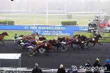 05/12/2019 - Vincennes - Prix Jean Boillereau : Arrivée