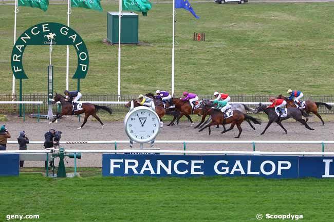 14/02/2020 - Chantilly - Prix de la Route Bourbon : Arrivée