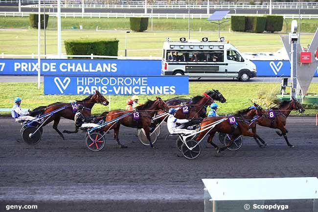 18/02/2020 - Vincennes - Prix de Challans : Arrivée