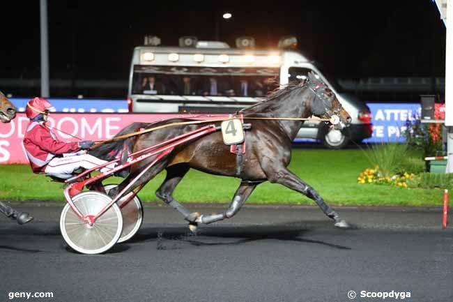 08/11/2019 - Vincennes - Prix Gerda : Arrivée