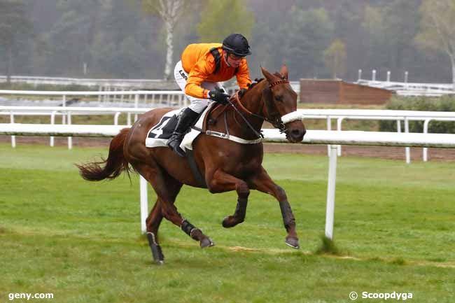 16/04/2019 - Fontainebleau - Prix de la Tour Denecourt : Arrivée