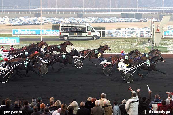23/12/2007 - Vincennes - Critérium Continental : Arrivée