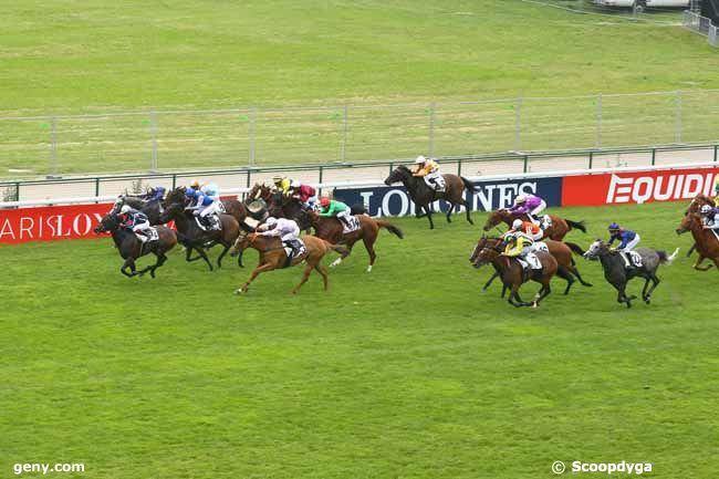 10/06/2018 - ParisLongchamp - Prix de la Fontaine de Carpeaux : Result