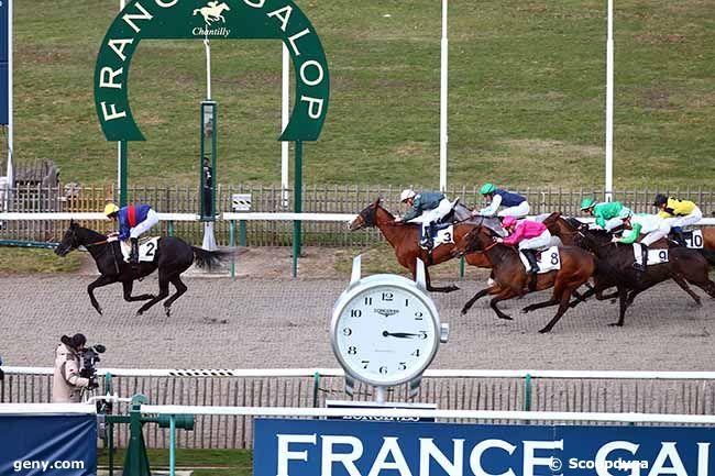 12/02/2019 - Chantilly - Prix de la Première Route Ronde : Result