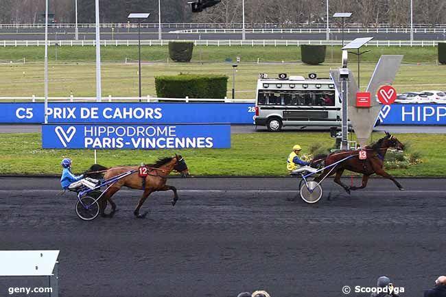 13/02/2020 - Vincennes - Prix de Cahors : Arrivée