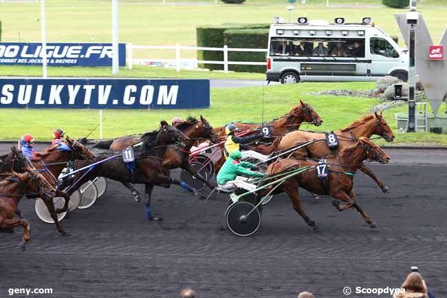 31/12/2013 - Vincennes - Prix de Poitiers : Arrivée
